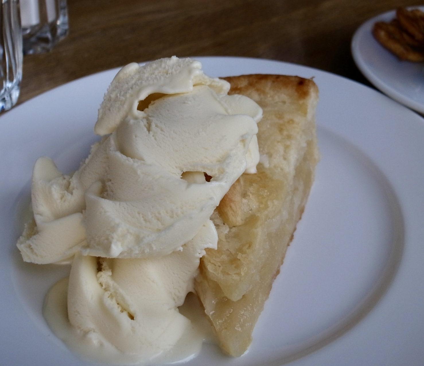 Apple pie & CaféLatte