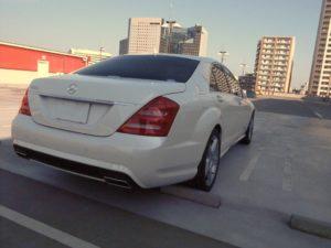 MercedesBenz S350