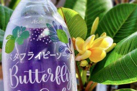 Butterfly Pea Soda